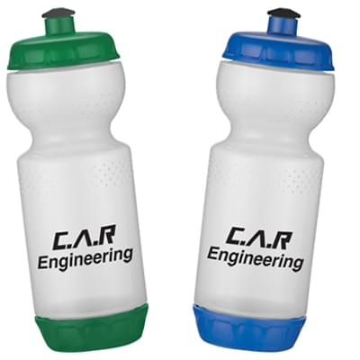 23 oz. Clean Bottles w/ Removable Top and Bottom Lids