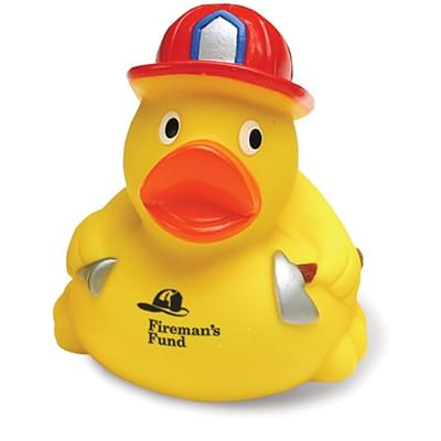 Fireman Rubber Ducks