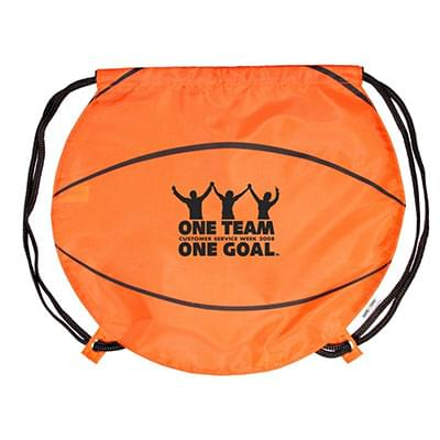 Basketball Drawstring Bags