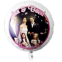 Full Color Mylar Balloons