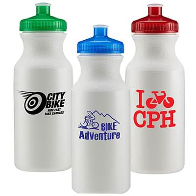 20 oz. Hydrate'n Go Bike Bottles - USA Made