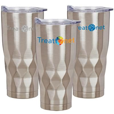 22 oz. Vortex Stainless Steel Tumblers
