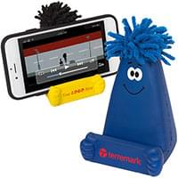 MopTopper Phone Holder and Screen Cleaners