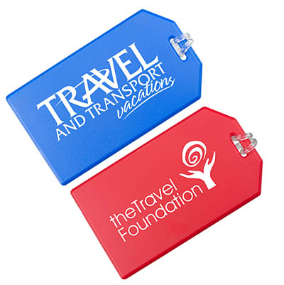 Econo Luggage Tags