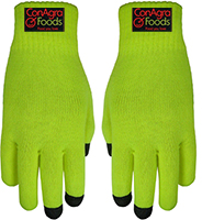 Three Finger Texting Gloves