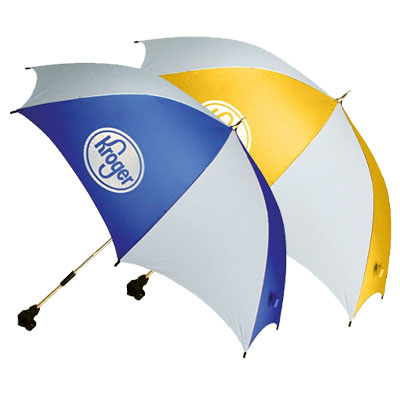 "Clamp On Umbrellas - 48"" Arc"