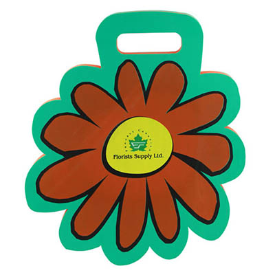 "13.5"" Flower Seat Cushions (1.25"" Thick)"