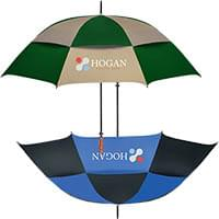 "Windproof Vented Umbrellas - 68"" Arc"