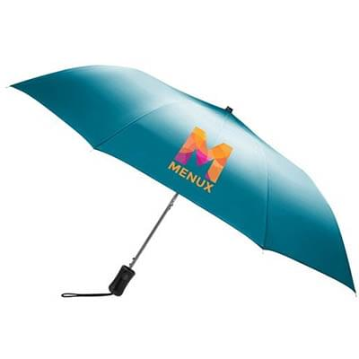 "Ombré Auto Open Folding Umbrellas - 44"" Arc"