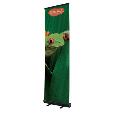 Economy Retractable Banners - Small