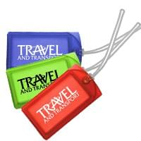Explorer Luggage Tags - USA Made