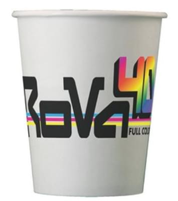 10 oz. Full Color Paper Cups