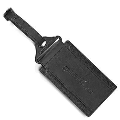 Samsonite Leather Luggage Tags