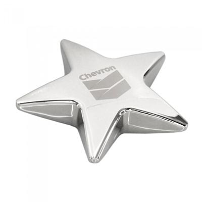 Mini Star Paperweights