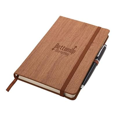 Berscia Wood Grain Journals