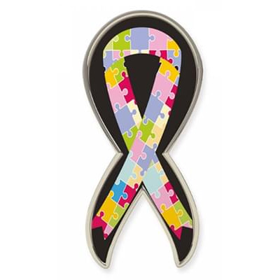 Express Awareness Ribbon Lapel Pins