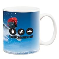 11 oz. Full Color Mugs
