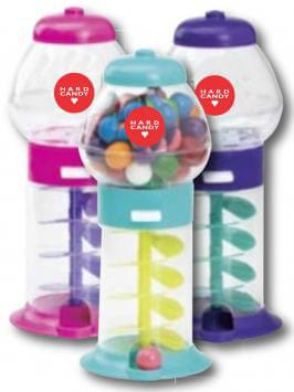 Mini Spiral Gumball Machines - 7-1/4""