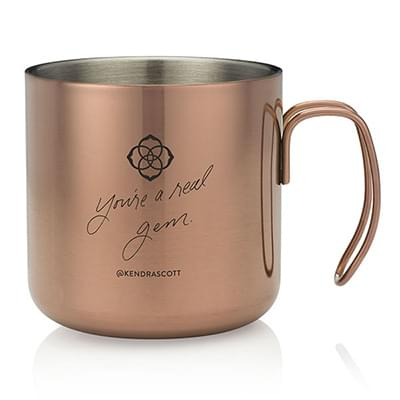 14 oz. Copper Mule Camper Mugs