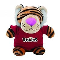 "7"" Bean Bag Buddies - Tiger"