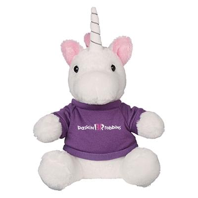 "6"" Plush Mystic Unicorns"