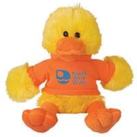 "6"" Plush Delightful Ducks"