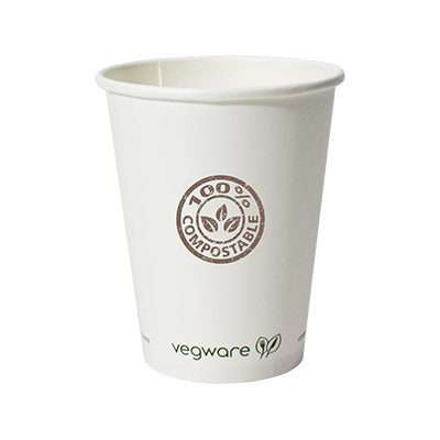 12 oz. Compostable Paper Cups