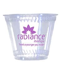 9 oz. Biodegradable Plastic Cups, High Quantity