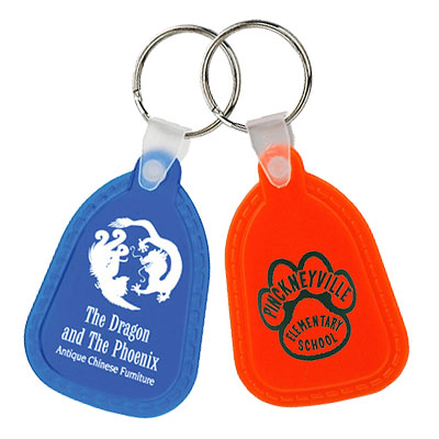 Teardrop Soft Keytags - Budget