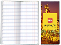 Full-Color Digital Long (Oil & Pipe) Tally Books