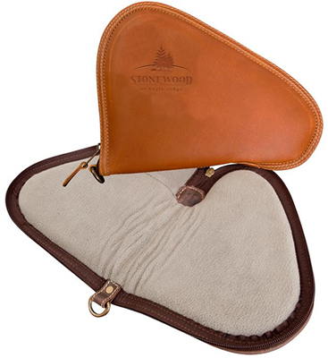 Sun Canyon Small Leather Pistol Cases