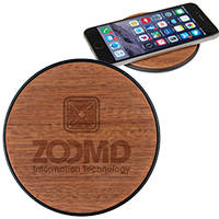 Timber Wireless Charging Pads