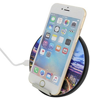 10 Watt Wireless Fast Chargers W/ Stand