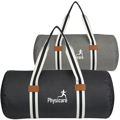 Capetown Heathered Duffel Bags