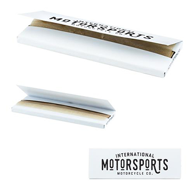 Rolling Papers - Unbleached, Unrefined 1 1/4 Size