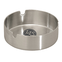 Deluxe Stainless Steel Ashtrays