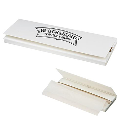 Rolling Papers - Unbleached Hemp 1 1/4 Size