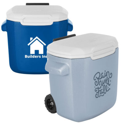 Coleman 16-Quart Wheeled Coolers
