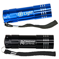 9 Bulb LED Flashlights