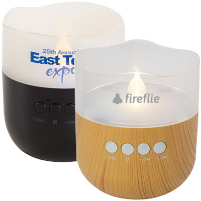 Candle Light Bluetooth Speakers