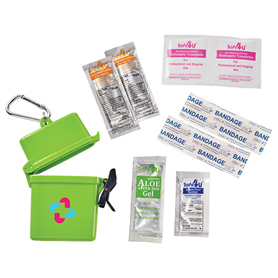 Trek 8-Piece Waterproof First Aid Kits