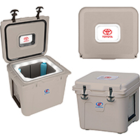 32-Quart Light-Up Coolers