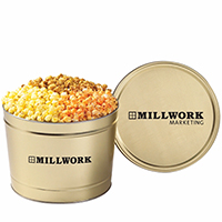 3 Way Popcorn Tins - Small
