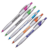 Javalina Chrome Bright Pens