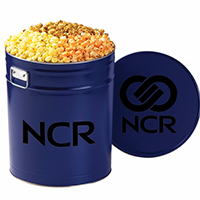 3 Way Popcorn Tins - Large