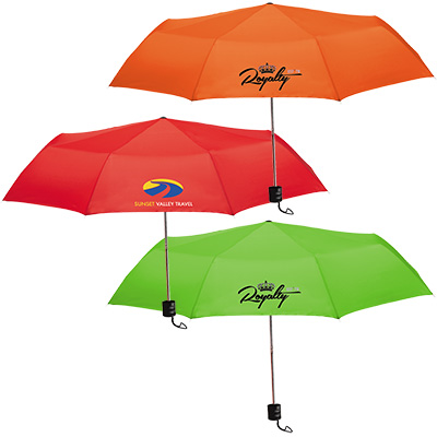 "Pensacola Folding Umbrella - 41"" Arc"