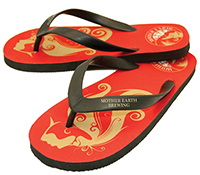 The Riviera Premium Rubber Flip Flops