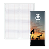 Oilfield Tally Books - Oil Pump 7