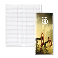 Oilfield Tally Books - Oil Pump 8