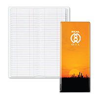 Oilfield Tally Books - Oil Pump 10